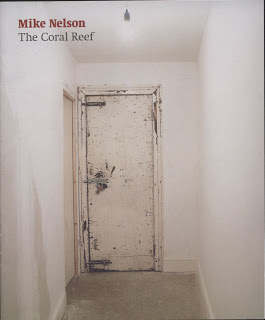 The door to Coral Reef Mike Nelson