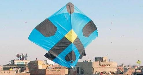 Essay on kite flying