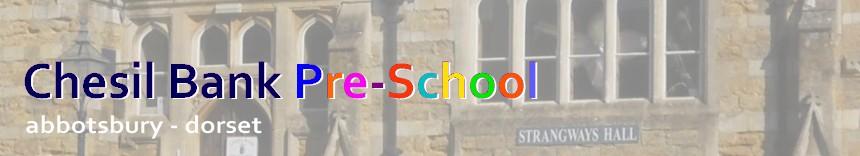 Chesil Bank Pre-School