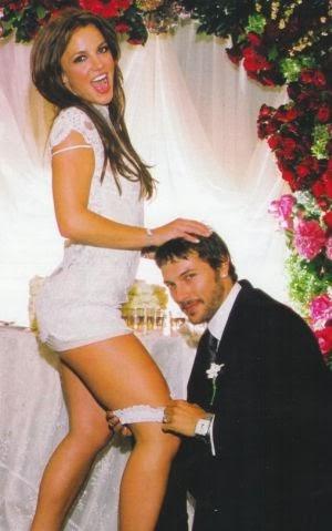 Britney Spears And Kevin Federline S Wedding