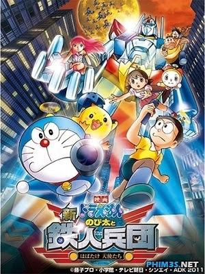 Doraemon: Tân Nobita Và Binh Đoàn Người Sắt Đôi Cánh Thiên Thần