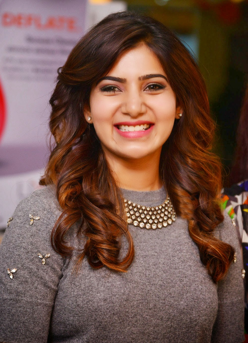 Samantha At Livlife Hospital Join Hands To Work Event Beautiful Pics Ruth Prabhu