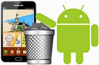Menghapus Aplikasi Bawaan Android