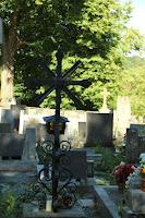 Hřbitov ve Slavoňově/The Graveyard in Slavoňov