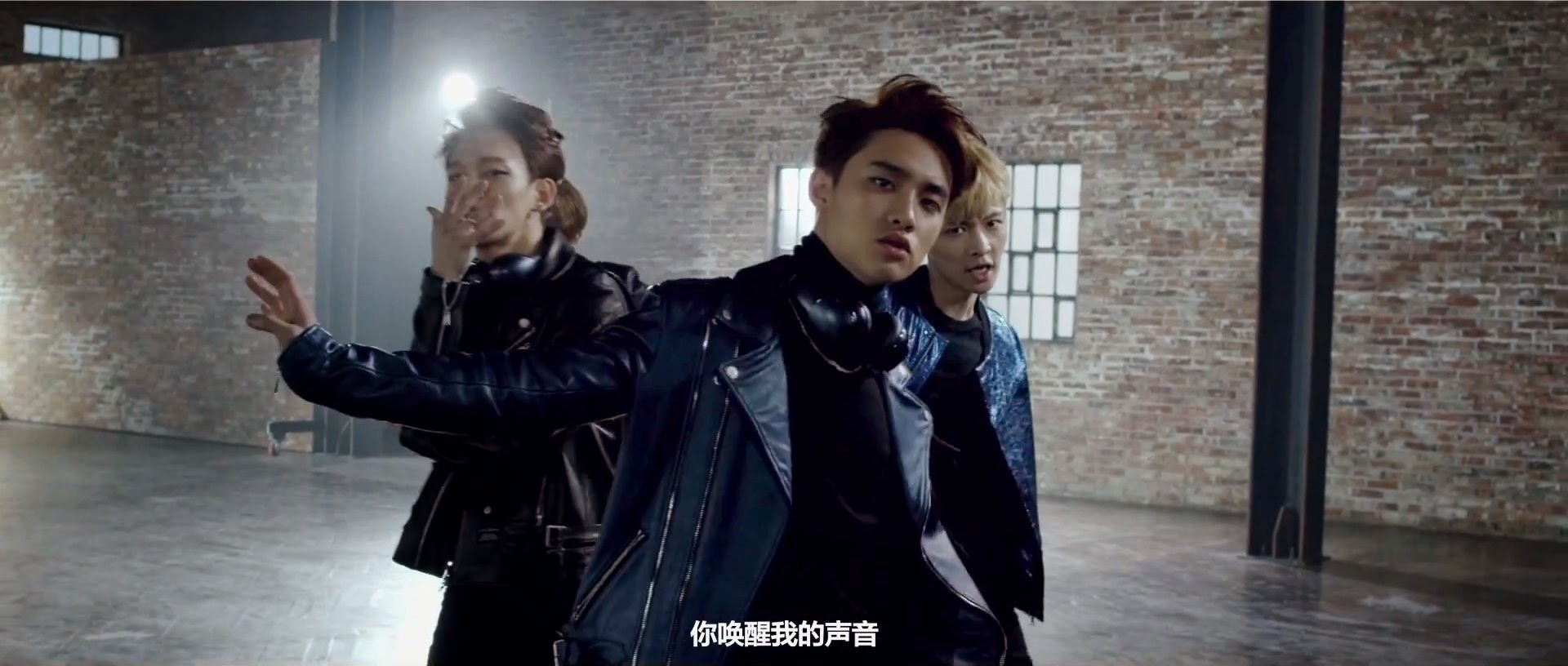 EXO's D.O in Call Me Baby
