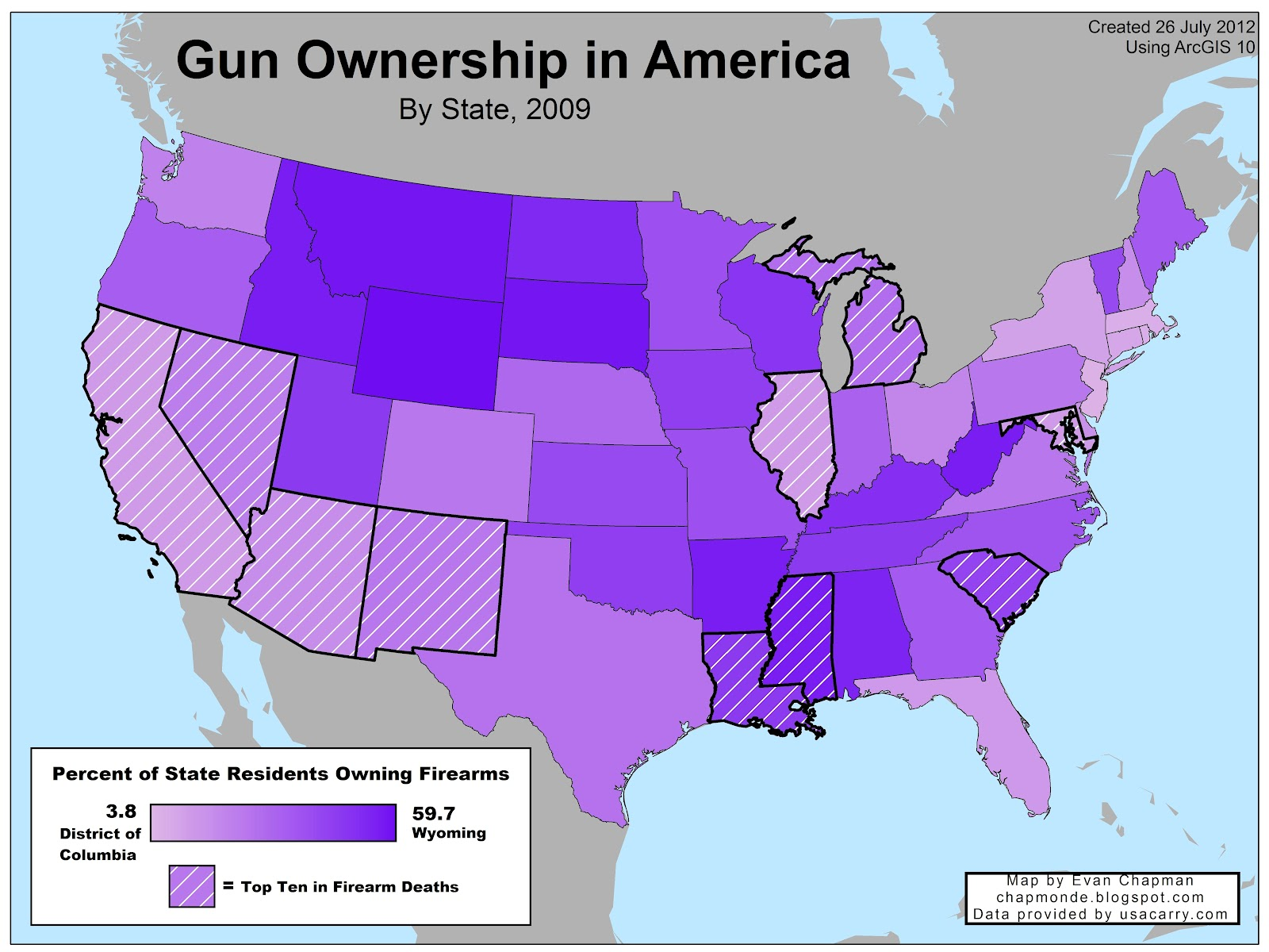 gun ownership in america