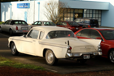 1961 Studebaker Hawk.
