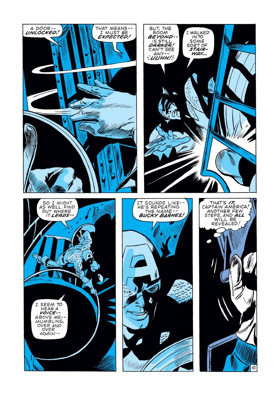 Captain America (1968) Issue #131 #45 - English 11