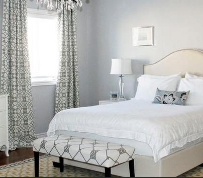 Decorar habitaciones marzo 2013 - Visillos para dormitorios ...