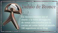 Premio INDALO DE BRONCE