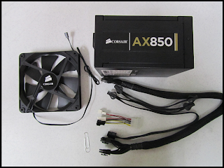 Testing Corsair Power Supply - Equipment