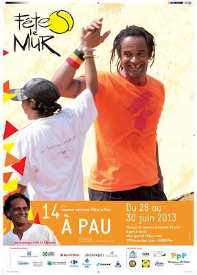 Fête le Mur 2013 à Pau