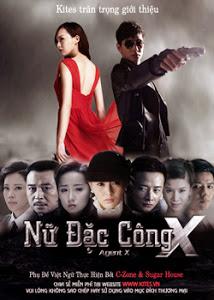 Nữ Đặc Công X - Agent X