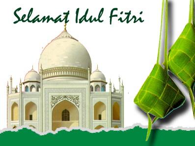 SMS Ucapan Lebaran Idul Fitri 1432 H