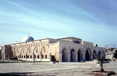 Al Aqsa Masjid Old Image
