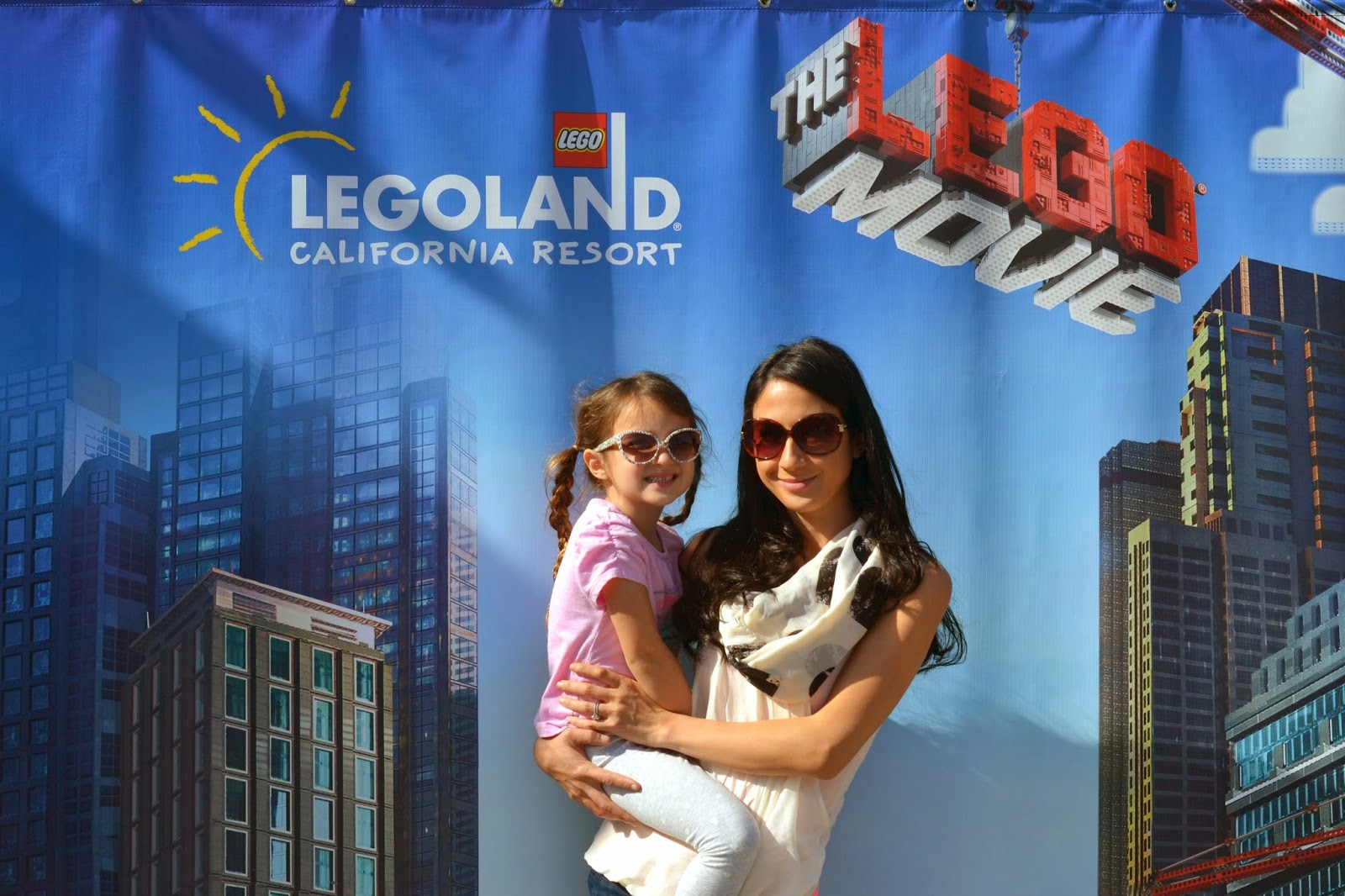 Mommy Testers The LEGO Movie behind the scenes at Legoland California
