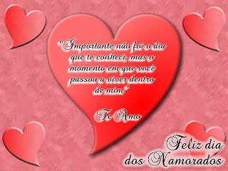 Frases dia dos Namorados, Faça a alegria do seu amor