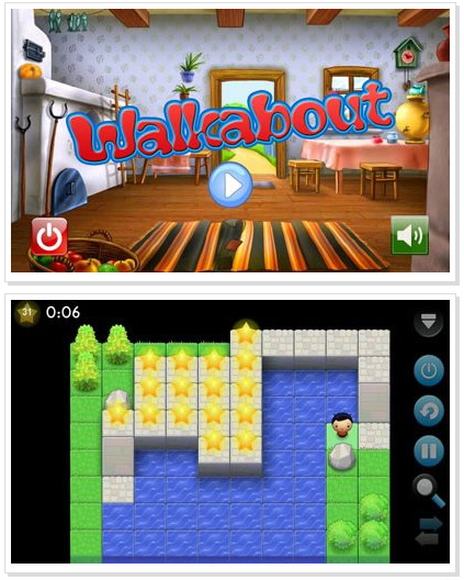 Android Game : Walkabout