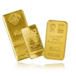 Gold Negotiates A Close In Positive Territory On Friday