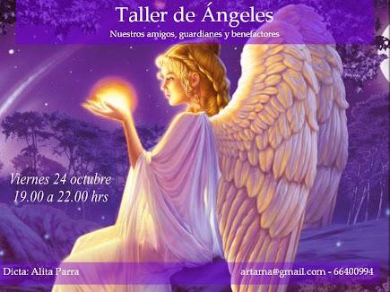 Taller de Ángeles, viernes 24/octubre