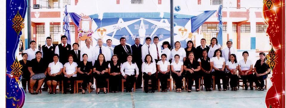I.E: Manuel Pío de Zúñiga y Ramírez - La Huaca - Paita