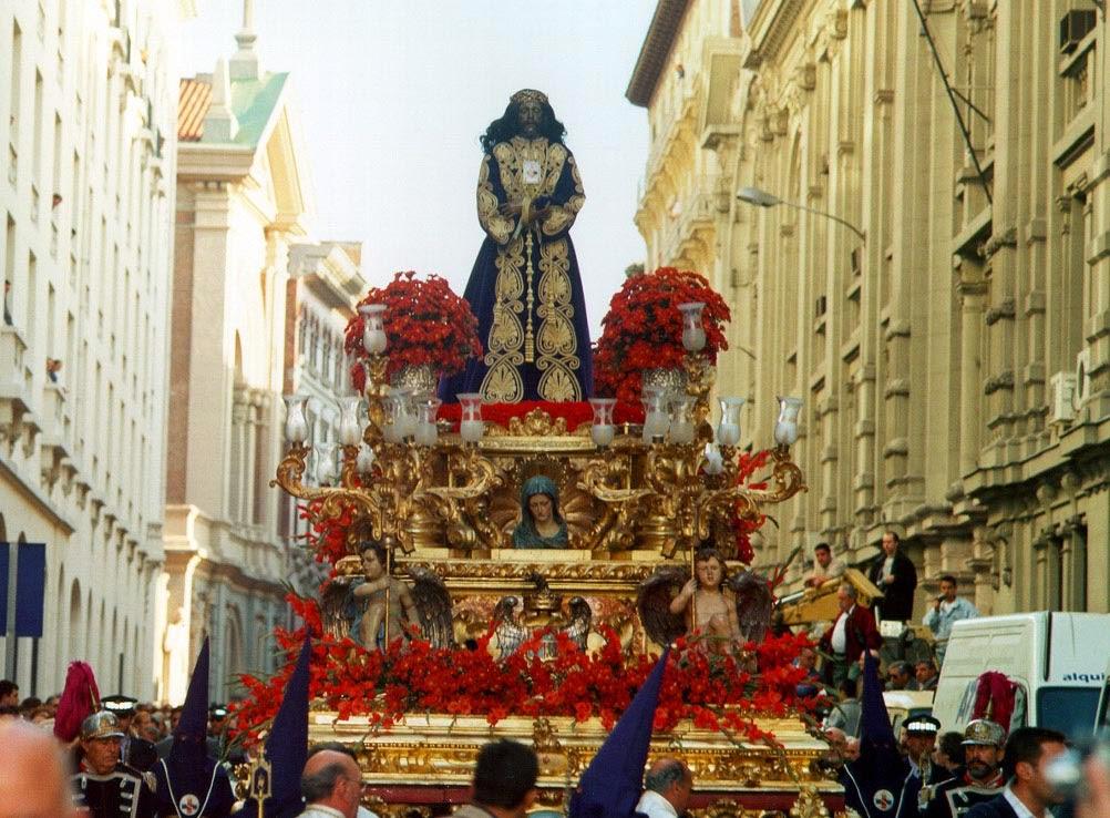 procesiones en madrid