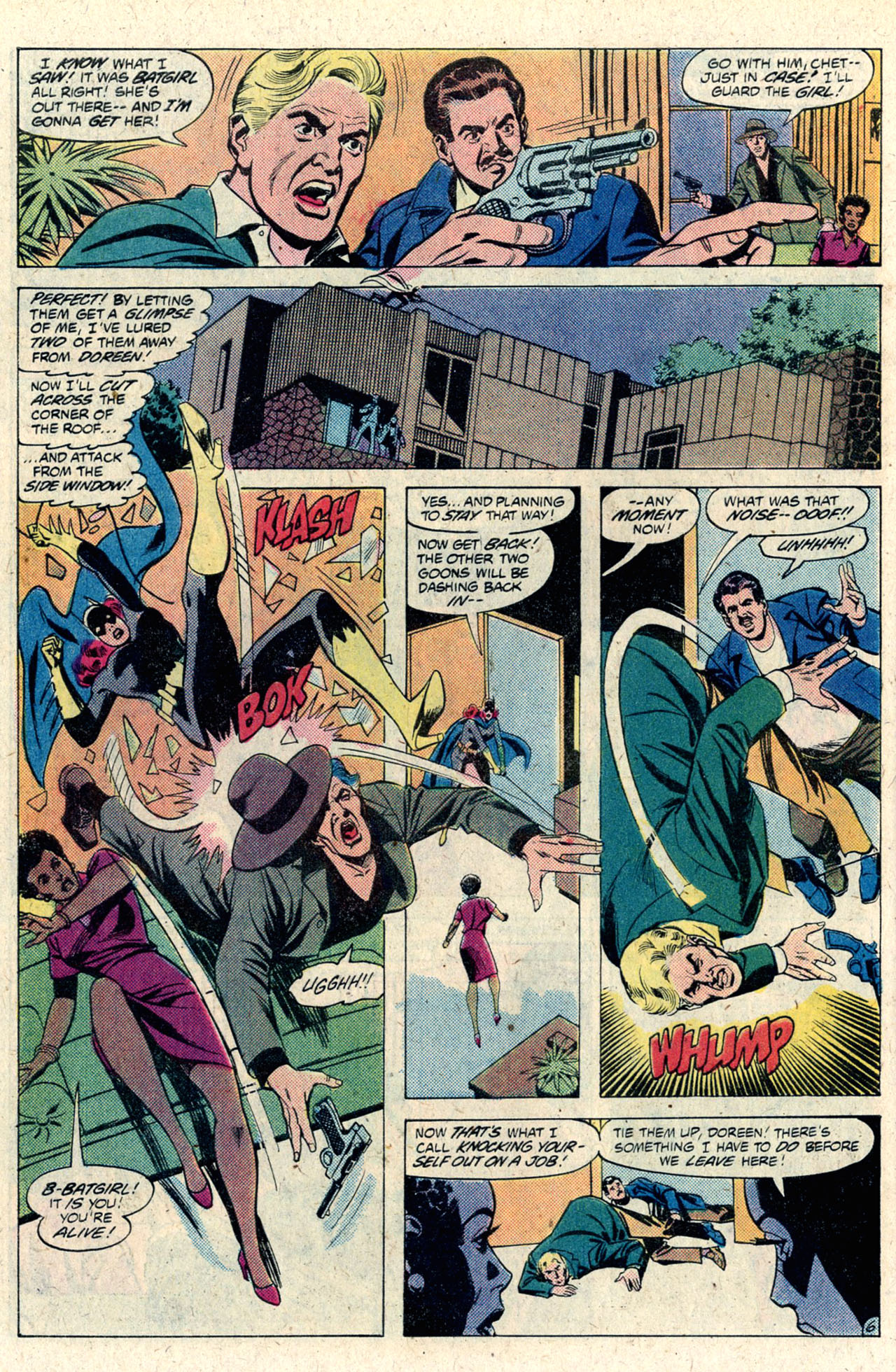 Detective Comics (1937) Issue #499 Page 29