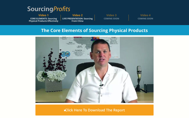Sourcing Profits
