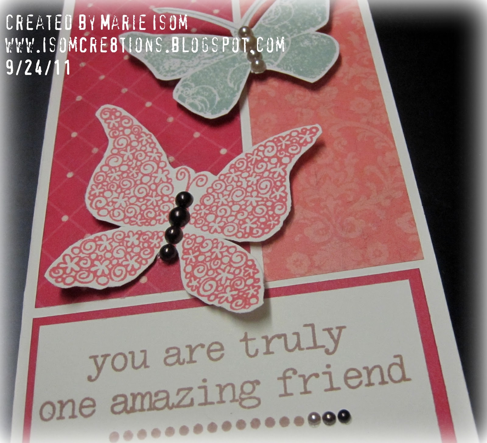 You Re An Amazing Friend: Isom Cre8tions: No Lion: You're The Best! / Amazing Friend