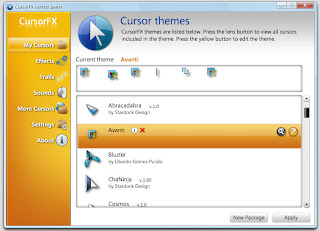 Stardock CursorFX 2.01 Plus Full Activated