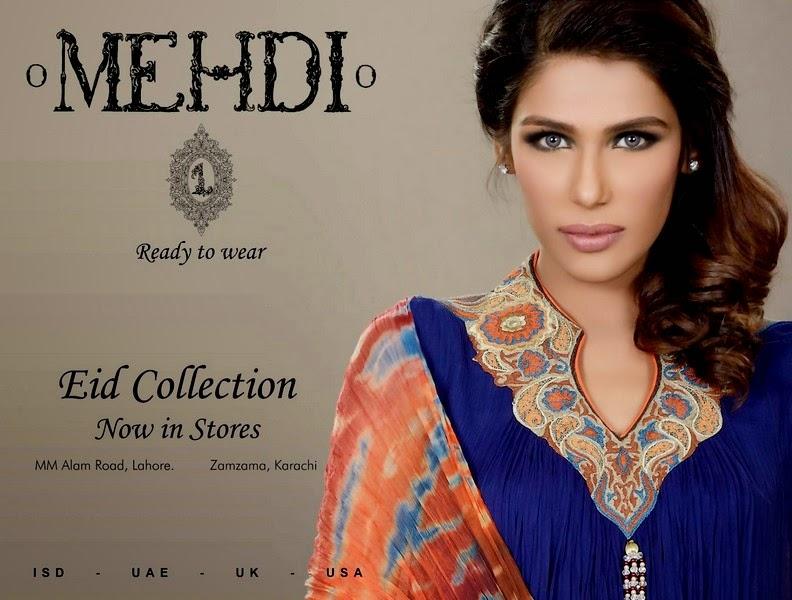 Ready to Wear Eid Dresses for Women