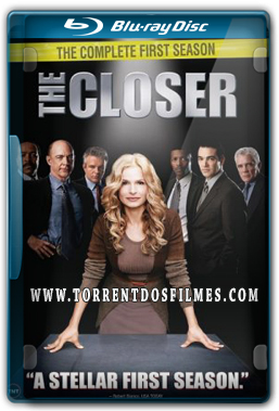 The Closer 1ª Temporada Torrent – WEB-DL 720p Dublado [Dual Áudio]