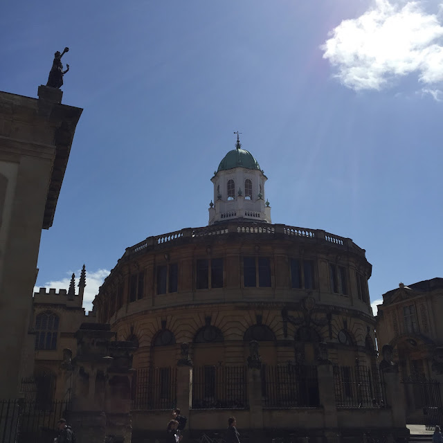 Sheldonian Theatre Oxford http://researchandramblings.blogspot.com