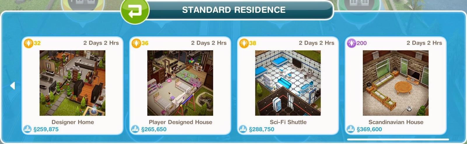 Plumbob News: The Sims FreePlay Holiday Small Review (ENGLISH)