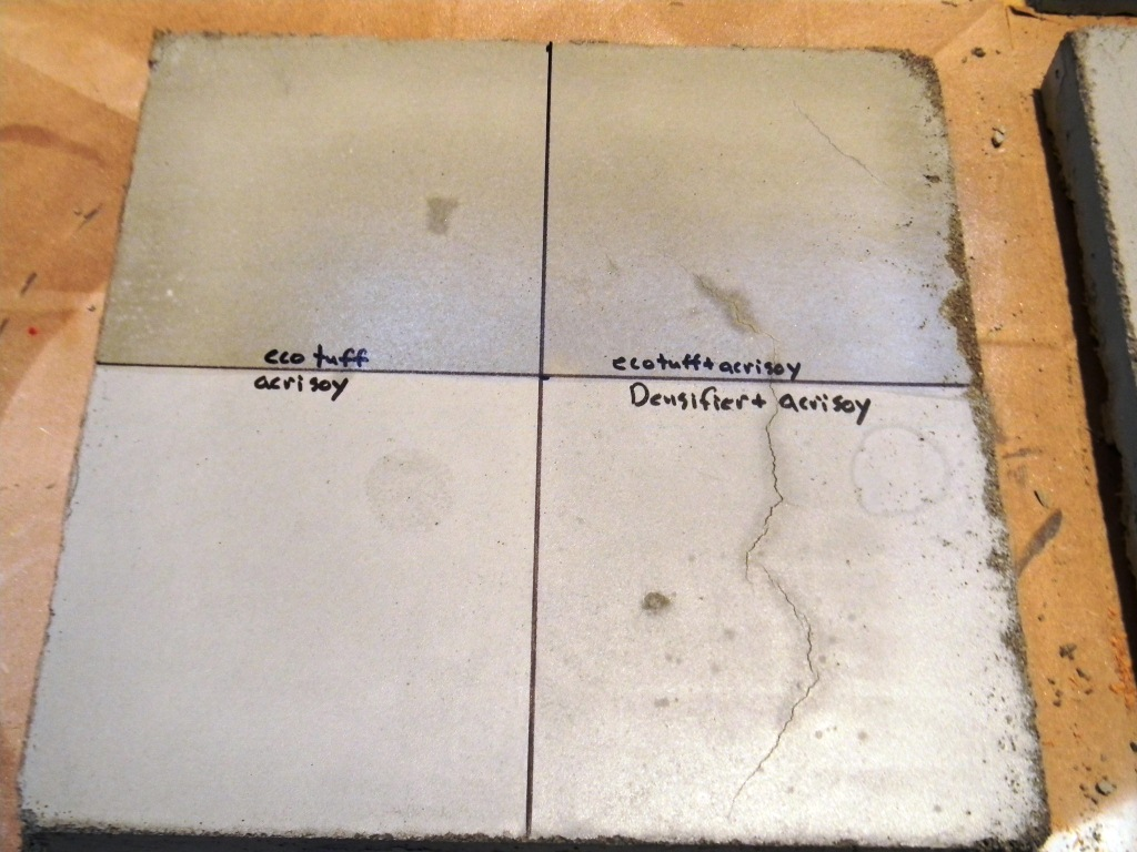 Creating Concrete Countertops