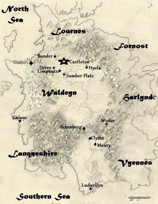 Map of Waldeyn