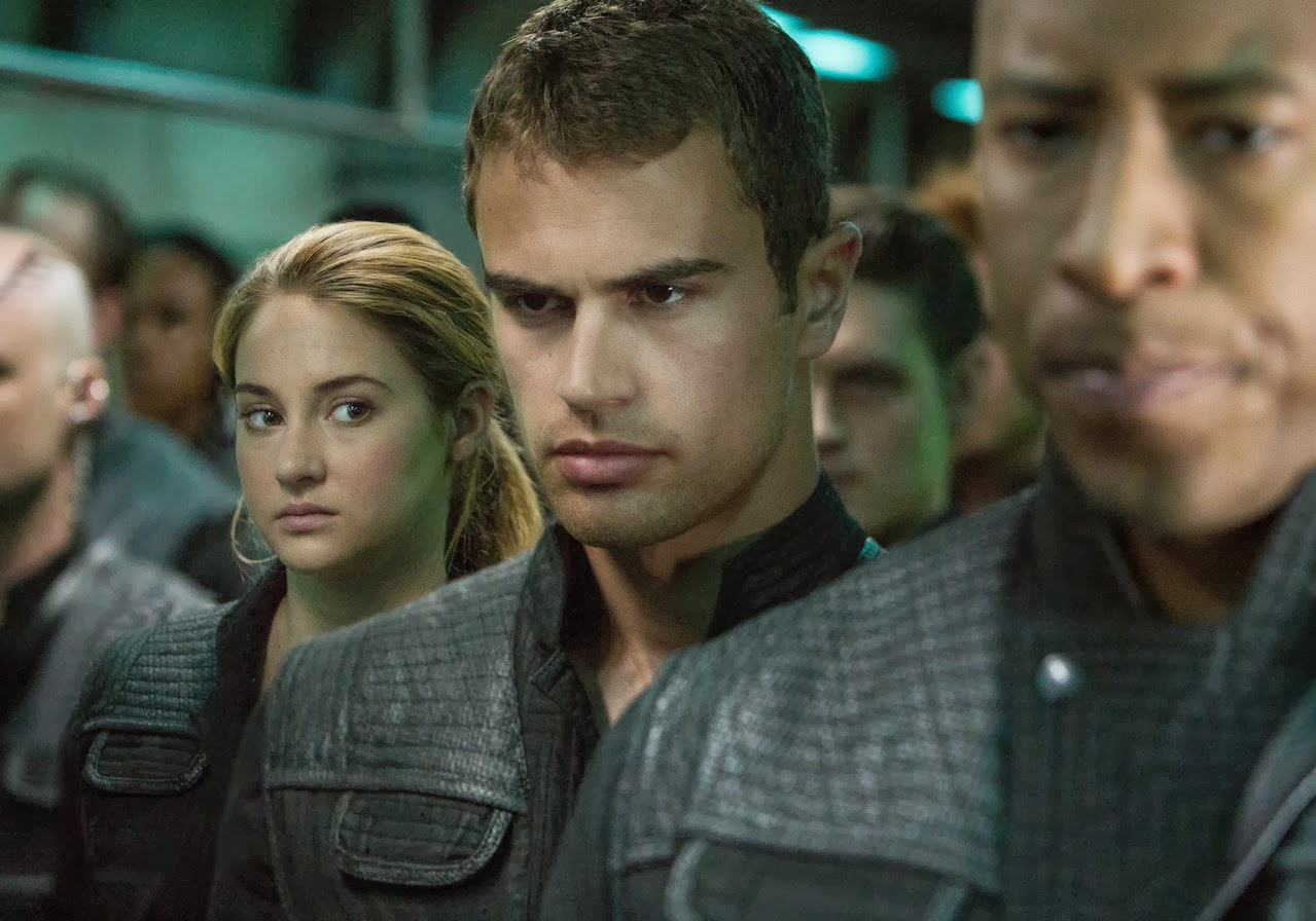 The Divergent Life: January 2014