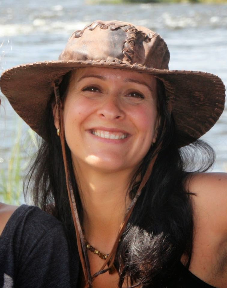 Reisebloggerin Nanette Besson