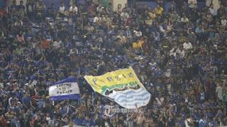 suporter Persib Bandung siap serbu Jakarta
