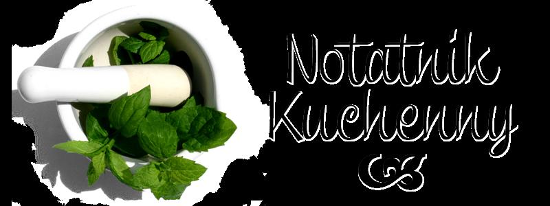 Notatnik Kuchenny