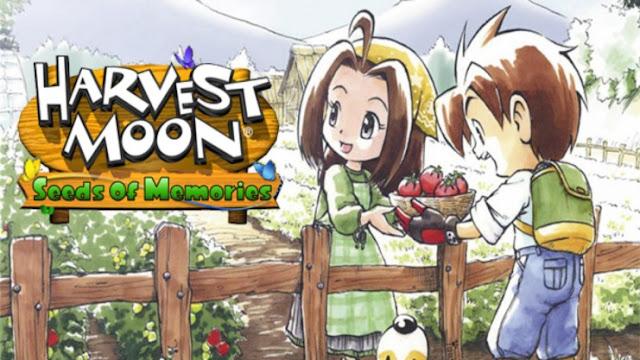 Game 'Harvest Moon: Seeds of Memories' Ungkapkan Detail Terbaru
