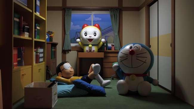 Stand By Me Doraemon Akhirnya Muncul di Indonesia