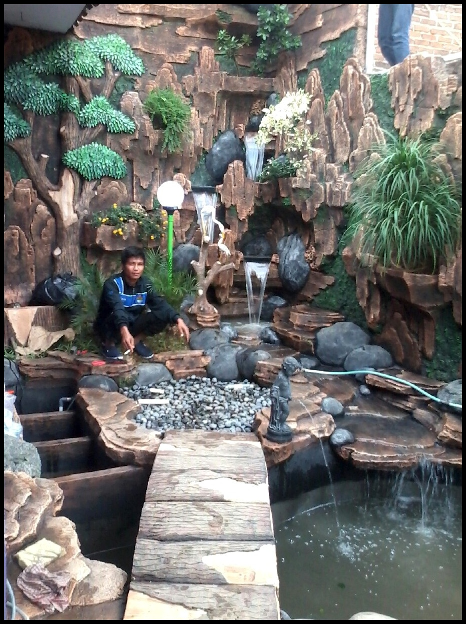 Kolam Air Terjun