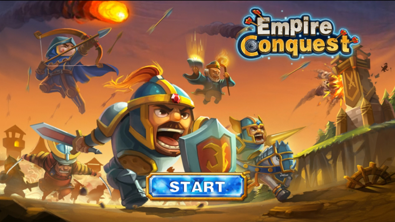 Empire Conquest Gameplay IOS / Android