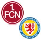 FC Nürnberg - Eintracht Braunschweig