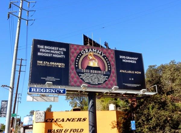 2015 Grammy nominees album billboard
