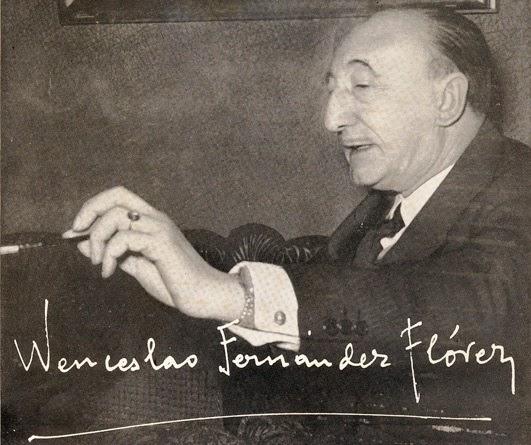 Wenceslao Fernandez Florez