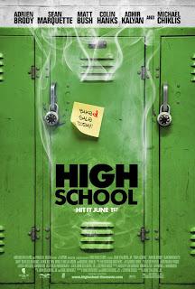 Watch High School (2010) movie free online