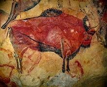 Bisonte Paleolítico Superior