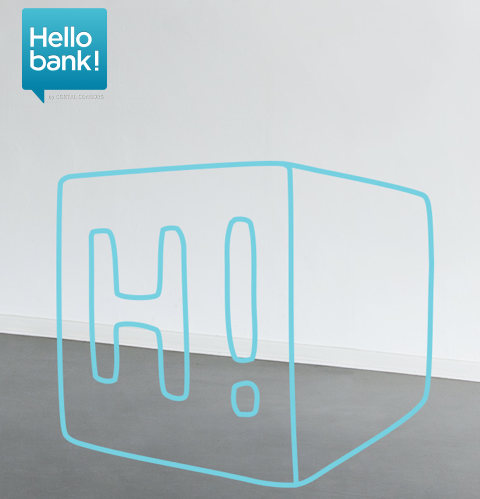 Hello bank! by Cortal Consors